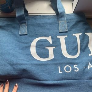 Guess vintage tote